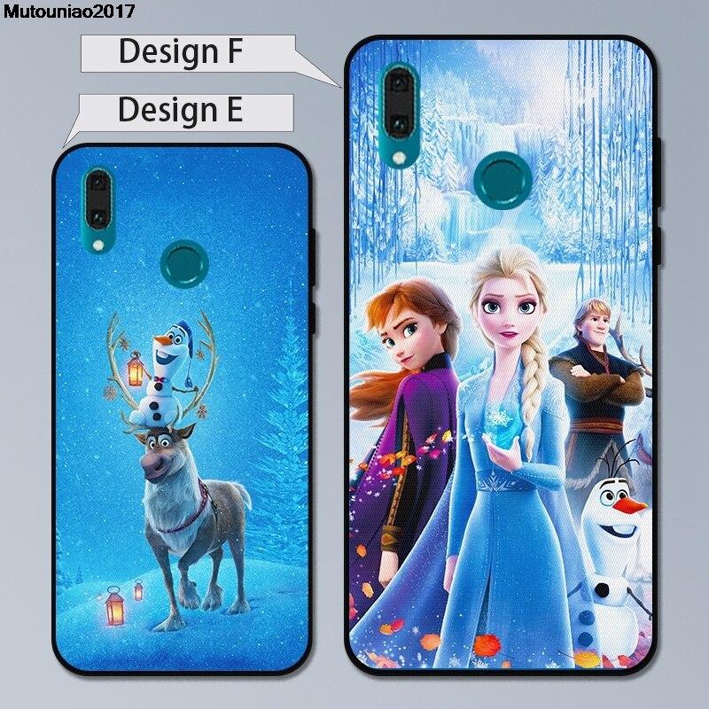 Mutouniao belleza 3 silicona de TPU blando funda para Huawei Honor 7 7A 7X 8 8A 8C 8X 9 9i V9 10 V10 Pro Lite.