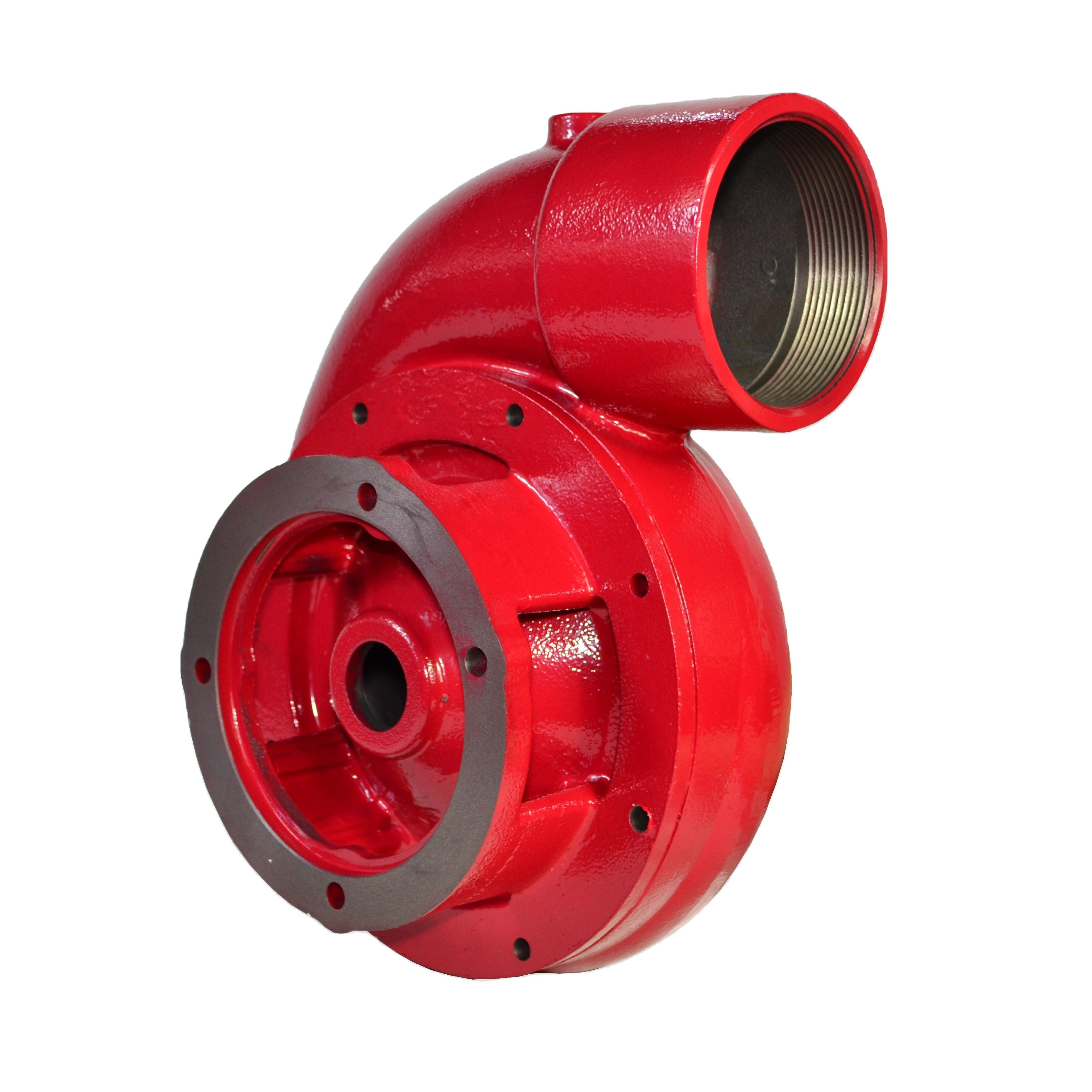 4 Inch Self Priming Centrifugal Cast Iron High Pressure Water Pump enlarge