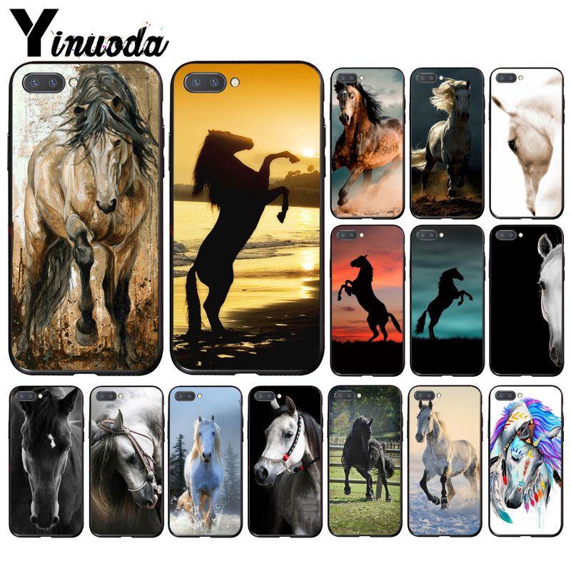 Yinuoda estuche para teléfono para Huawei Honor 8X 9 10 20 Lite 7A 5A 7C 10i 9X pro Play 8C