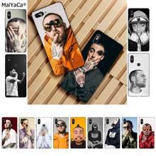 MaiYaCa Macs Miller motif étui souple pour téléphone pour Xiaomi 8 9 se 5X Redmi 6pro 6A 4X 7 5plus note 5 7 6pro
