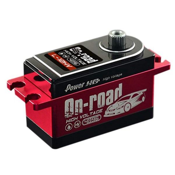 BESTPower HD L-12HV 12KG de alta tensión Servo para las 110 Buggy deriva RC coche en carretera accesorios Juguetes