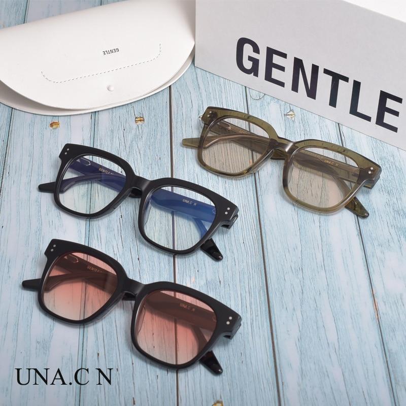 Новинка 2021 стильные солнцезащитные очки GM, оправа для очков по рецепту, мягкие солнцезащитные очки UN A.C N для мужчин и женщин, оправа для опти...