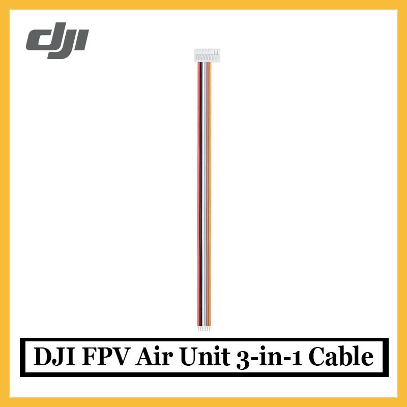 Оригинальный DJI FPV Air блок 3 в 1, кабель совместим с DJI FPV Air блок быстро к модульному порту воздушного блока совершенно новый в наличии