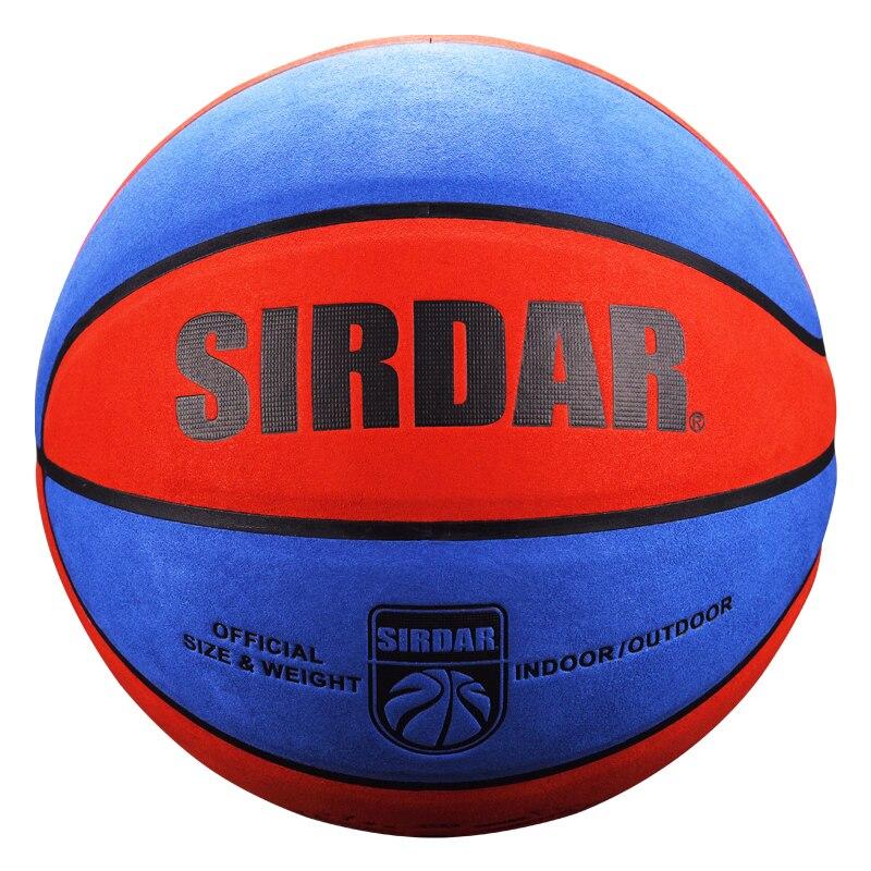 Баскетбольный мяч SIRDAR из микрофибры и кожи, Размер 7, высококачественный баскетбольный мяч, оптовая продажа, композитный баскетбольный мяч ...