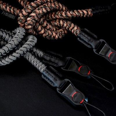 peak design capture Anchor Links hand-woven rope Camera Shoulder Neck Strap Belt for Leica Canon Fuji Nikon Olympus Pentax Sony
