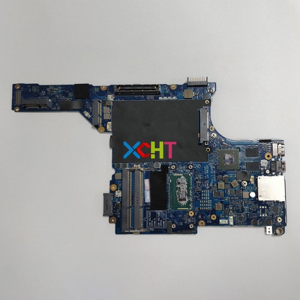 CN-0692PG 0692pg 692pg vaw30 LA-9832P w i5-4310U cpu N14M-GE-S-A2 gpu para dell latitude e5440 computador portátil placa-mãe