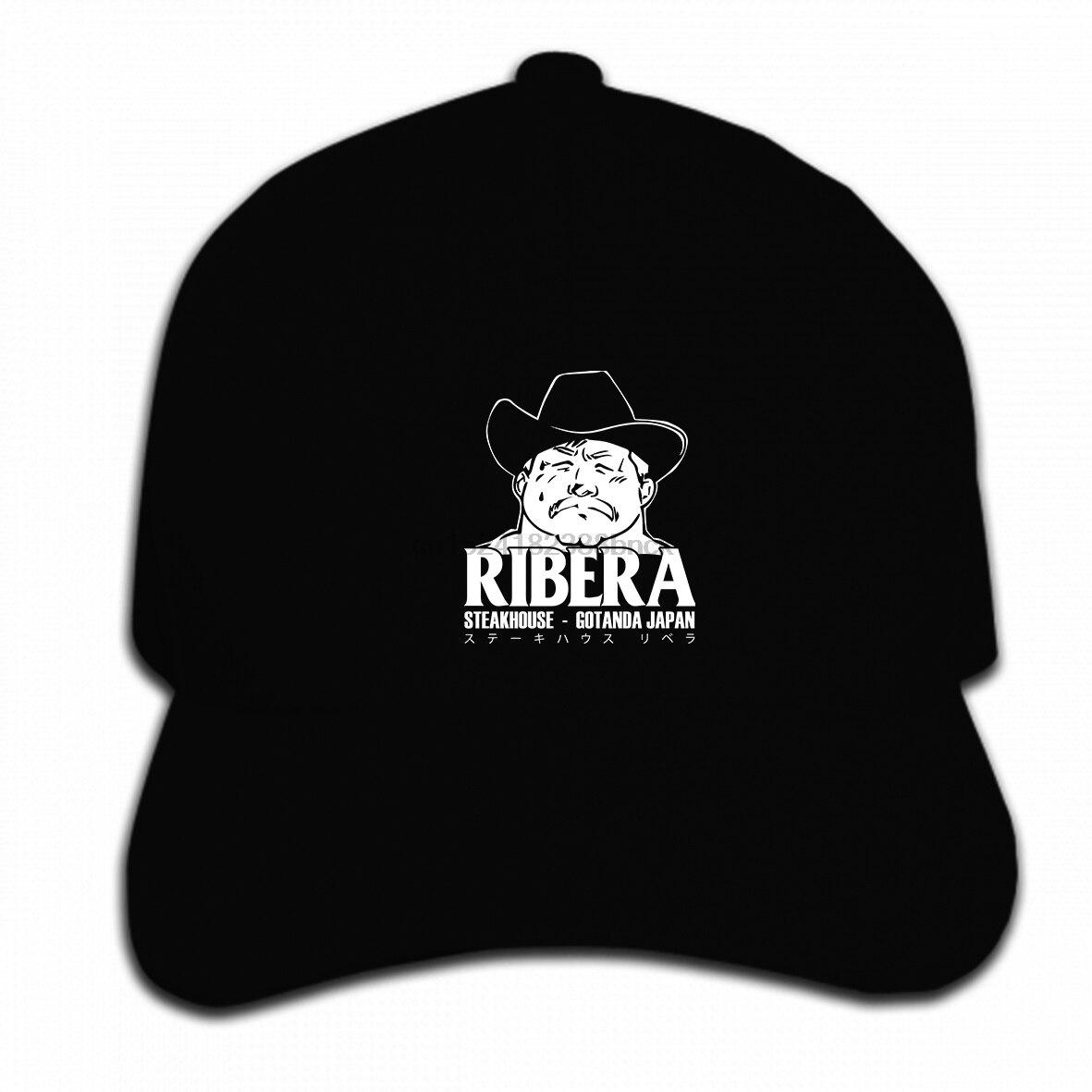 Imprimir gorra de béisbol personalizada Hip Hop hombres Stan Hansen Ribera Steakhouse v2 mujeres sombrero pico Cap