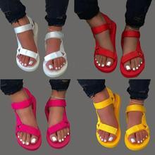Sandales imprimé léopard Sandale Femme Sandalia sangle diapositives chaussures dété Femme chaussures plates pantoufles fluo tongs de plage imprimé Animal