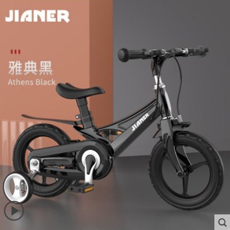 Bicicleta para niños de 3 años, para niños de 2-4-5-6-7-8 años, bicicleta para niños, niña, princesa
