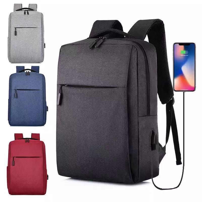 Мужской рюкзак для ноутбука 2021, новый брендовый рюкзак с Usb, Водонепроницаемый Школьный рюкзак с защитой от кражи, деловая дорожная сумка, су...