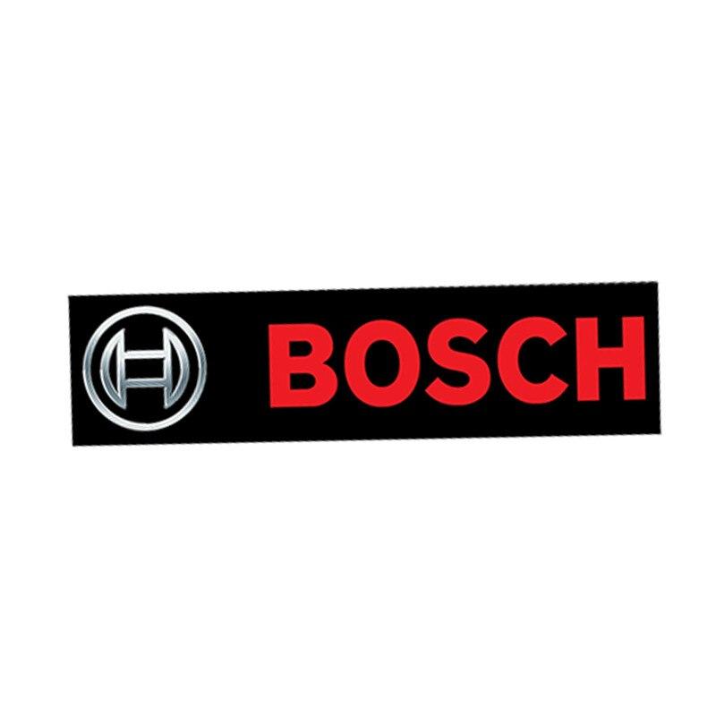 Автомобильная виниловая наклейка Bosch, ПВХ Аксессуары для мотоцикла, лобового стекла, окна автомобиля, Стайлинг автомобиля, украшение, подхо...