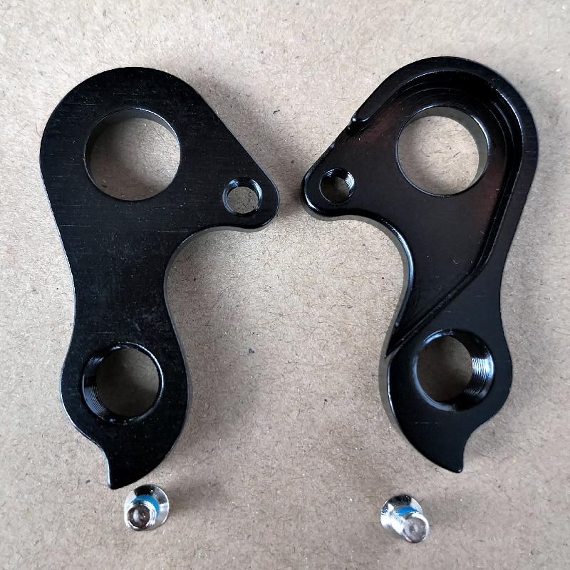 1 pieza de engranaje de bicicleta CNC, patilla de cambio trasera para Haibike SDURO, fulldropshibike XDURO Seet Nduro 3, caída completa de seis marcos