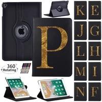 for apple ipad airair 2air 3rd gen 10 5air 4th gen 10 9 tablet automatic dormancy 360 rotation protective cover case