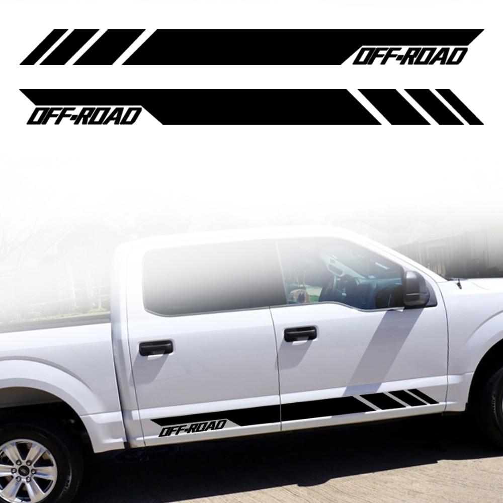 Pegatinas gráficas para coche Ford Super Duty Atlas, pegatinas con diseño de...