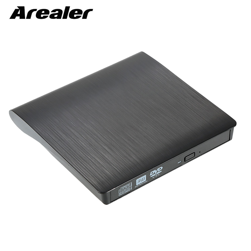 9,5 мм DVD/CD ROM RW корпус DVD проигрыватель корпус USB 3,0 SATA внешний портативный DVD корпус для Macbook PC ноутбука