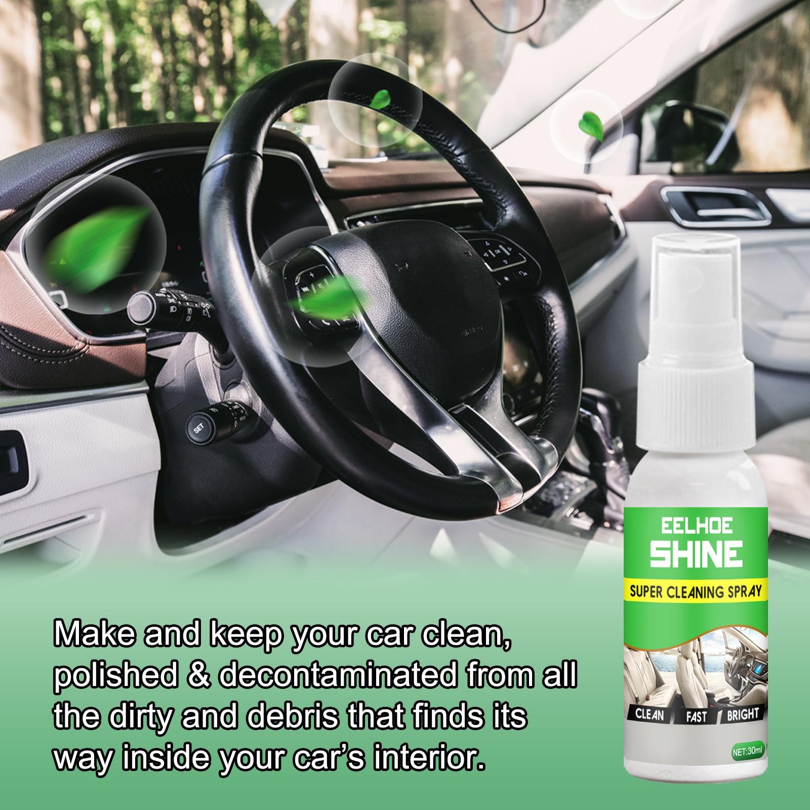 Автомобильный очиститель, автомобильные пластиковые запчасти, восстанавливающий агент, приборная панель, полировка, дезактивация