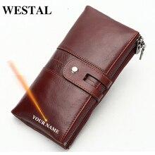 WESTAL เลเซอร์กระเป๋าสตางค์สตรีและกระเป๋าสตางค์สำหรับกระเป๋าสตางค์หญิงกระเป๋าสตางค์ผู้หญิง...