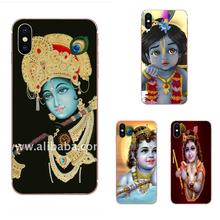 Para Huawei Honor 10 10i 20 20i 8S lite Y9 primer Y7 2019 Y5 2018 p40 lite pro TPU Quinn teléfono Dios indio Señor Krishna