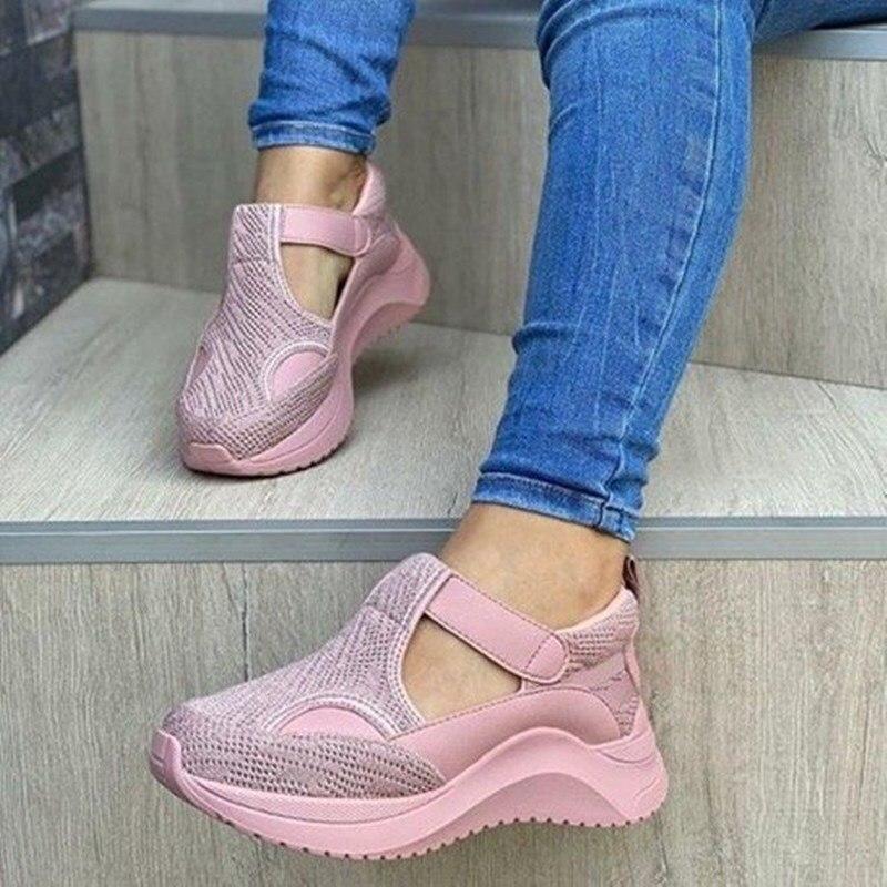 Zapatos de mujer para chaussure mujer zapatillas vrouwen schoenen deportivas plana para...