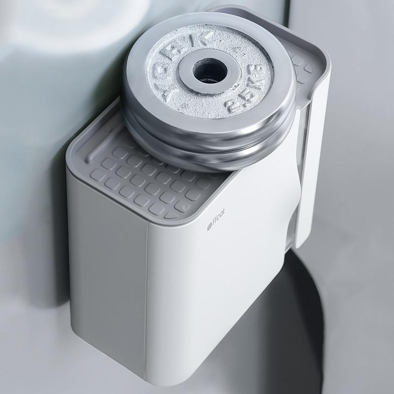 Toilet Paper Holder Waterproof Wall Shelf for Toilet Paper Tray Roll Paper Makeup Storage Towel Holder Bathroom Accessories Set enlarge