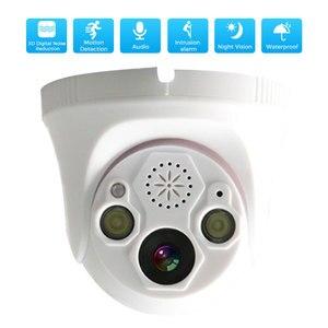 Leshusier 1080P IP Camera Security Camera WiFi Wireless CCTV Camera Surveillance IR Night Vision Human Detection P2P Pet Camera