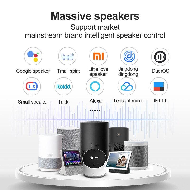 Tuya Smart ZigBee 3 0 Wired Gateway Hub Smart Home Bridge Smart APP Remote Control Works With Alexa Google Assistant