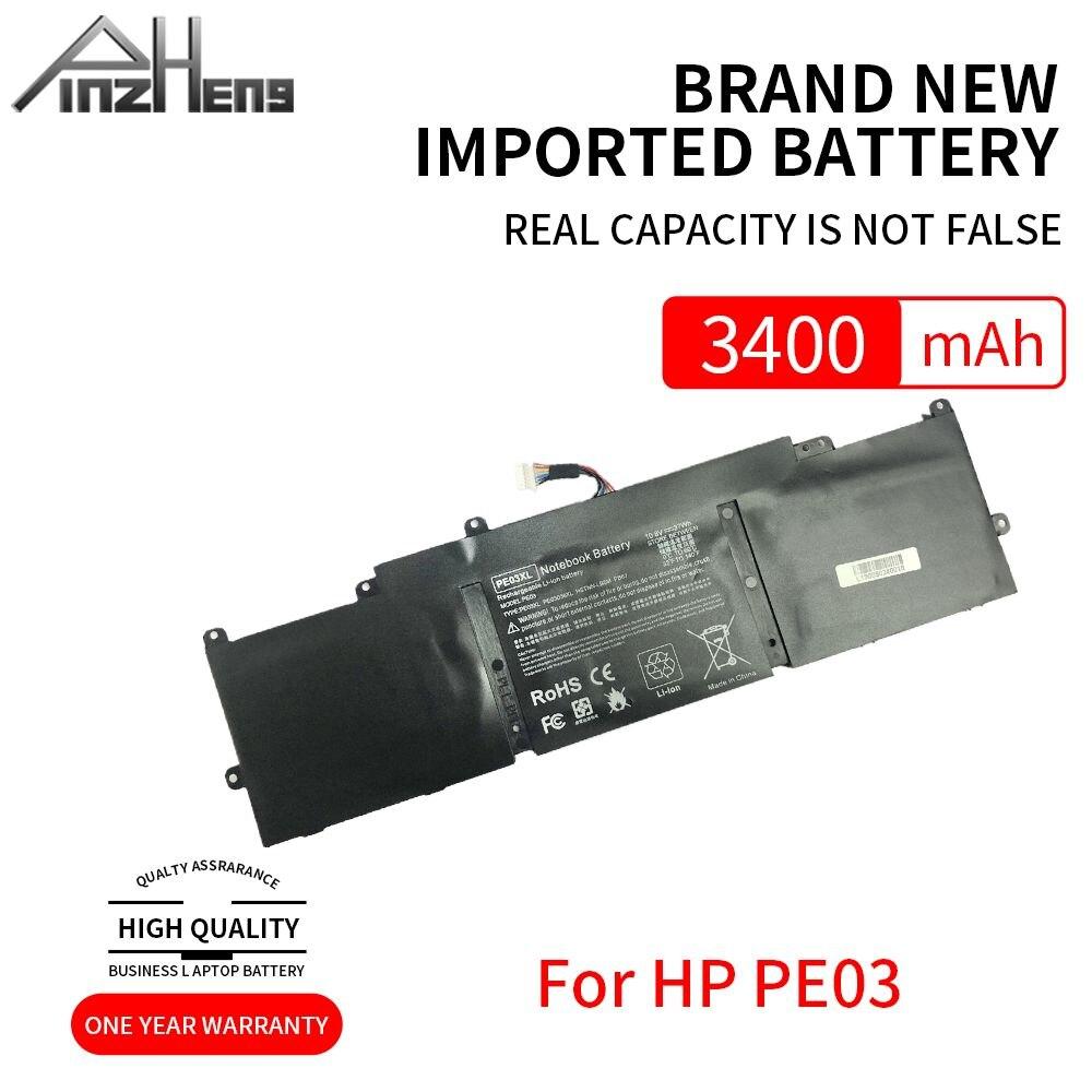 pinzheng pe03xl bateria do portatil para hp chromebook 210 g1 11 g3 g4 hstnn lb6m