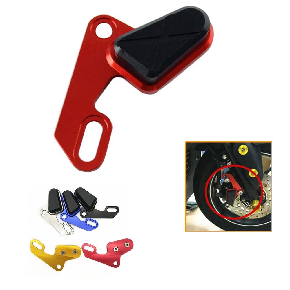 Couvercle de protection de frein à disque avant de moto pour YAMAHA XMAX400 NVX155 NMAX155 XMAX NVX NMAX 155 300 capuchon inférieur protection décorative