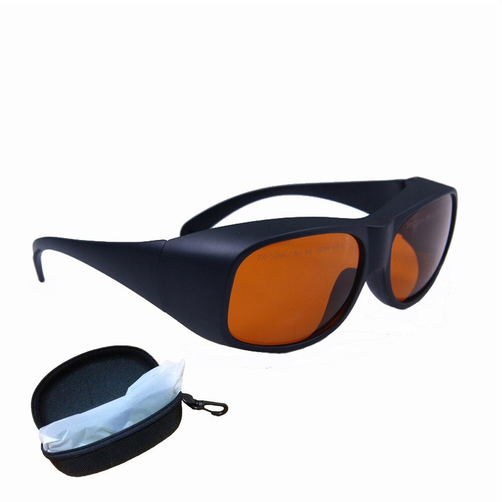 GTY 532нм, 1064нм многоволновые лазерные защитные очки, лазерные защитные очки, очки ND:YAG лазерная защита