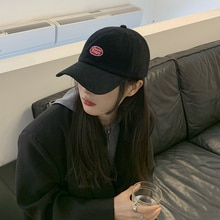 Hat Female Peaked Ins Fashion Brand Spring and Summer New Korean Style Embroidered Letter Baseball C