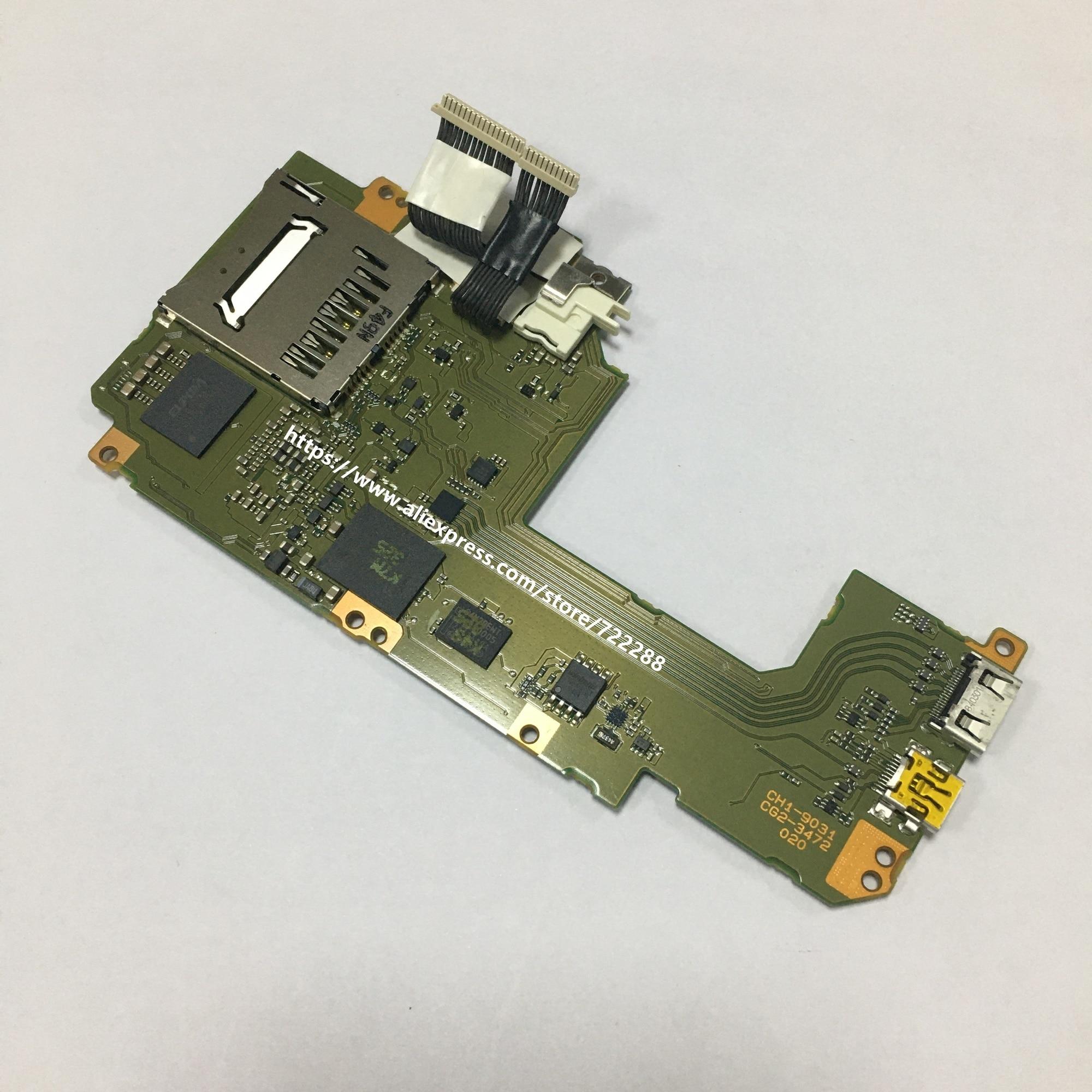Repair Parts For Canon EOS 70D Main Board MCU Motherboard PCB Assy Card Slot New Original CG2-3390-000 enlarge