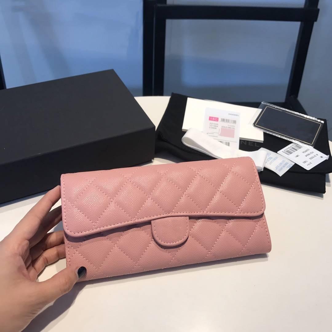 حقائب نسائية جديدة تصميم علامة تجارية محفظة محفظة من الجلد الحقيقي مع مربعات منقوشة موضة 2021 حقيبة يد للبنات
