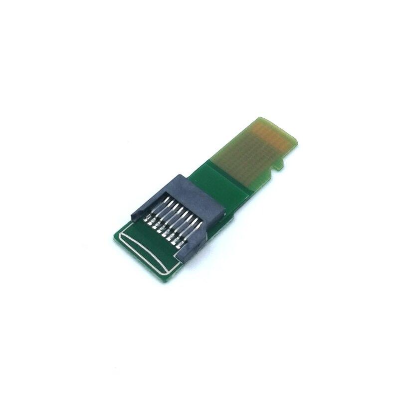 Cable Micro SD, tarjeta de memoria TF, Kit de extensión de macho a hembra, adaptador, extensor, herramientas de prueba, PCBA