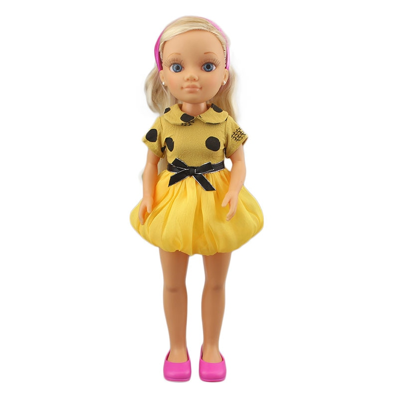 New Lovely Dress Clothes Fit With 43cm FAMOSA Nancy Doll (Doll and shoes are not included), Doll Acc