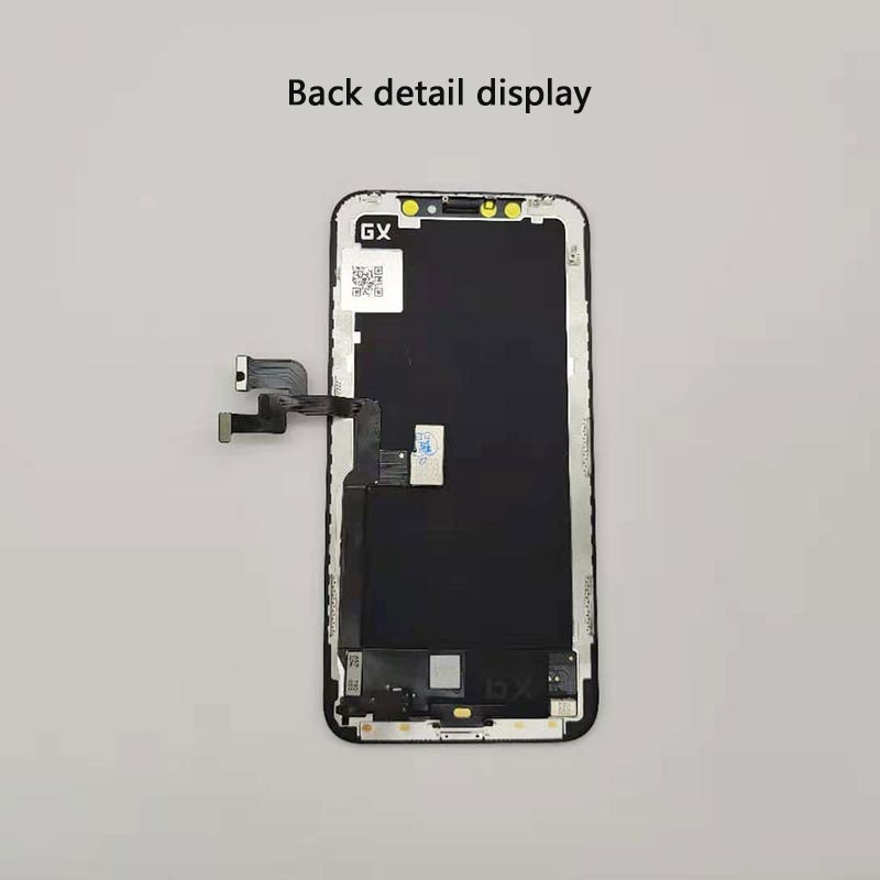 AAA+++ OLED Display for iPhone X XR XS Max With 3D Touch Display for iPhone 11 Pro Max Screen Replacement Assembly True Tone enlarge