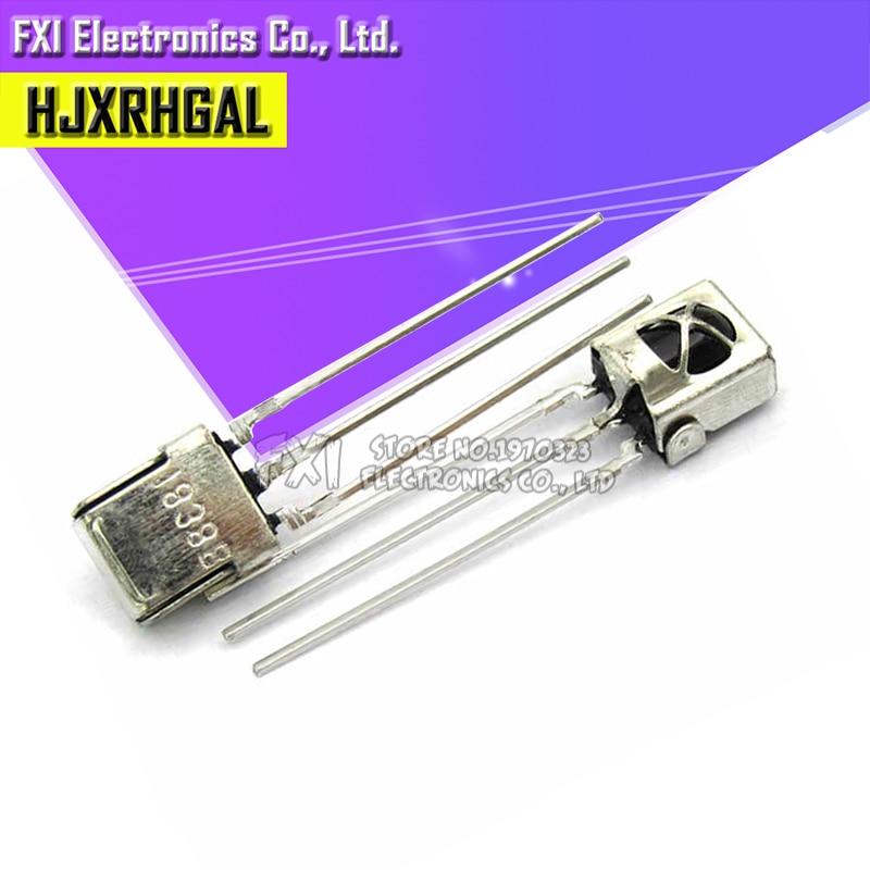10 шт. HX1838/VS1838 VS1838B 1838 энергосберегающая универсальная инфракрасная приемная головка/инфракрасный датчик