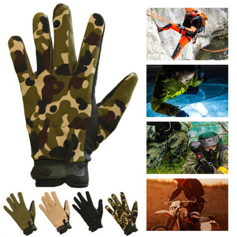 Guantes de dedos completos con pantalla táctil, guantes para montar en motocicleta, guantes deportivos, guantes tácticos, guantes impermeables para esquiar y senderismo, PTC