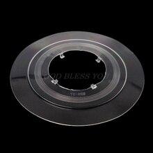 Couvercle de frein à disque de vélo Protection de volant Cassette moyeu Support de volant livraison directe