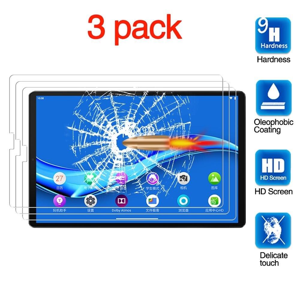 Защита экрана для Lenovo Tab M10 FHD Plus, Защитная пленка для планшета с защитой от царапин для Lenovo Tab M10 FHD Plus TB-X606F (10,3 дюйма)
