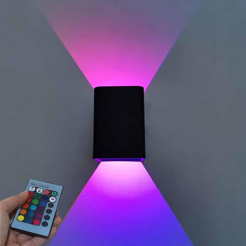 Lámpara Led de pared nórdica de 5W, aplique moderno para dormitorio, mesita de noche, iluminación de escaleras para el hogar, luz de baño, superventas