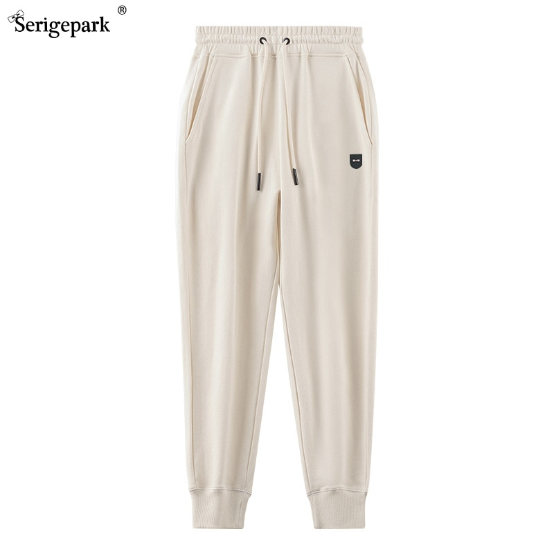 2021 men's tracksuit trousers fashion classical design man sweatpant solide color simple style high quality military sport pant sport style optiks woven pant