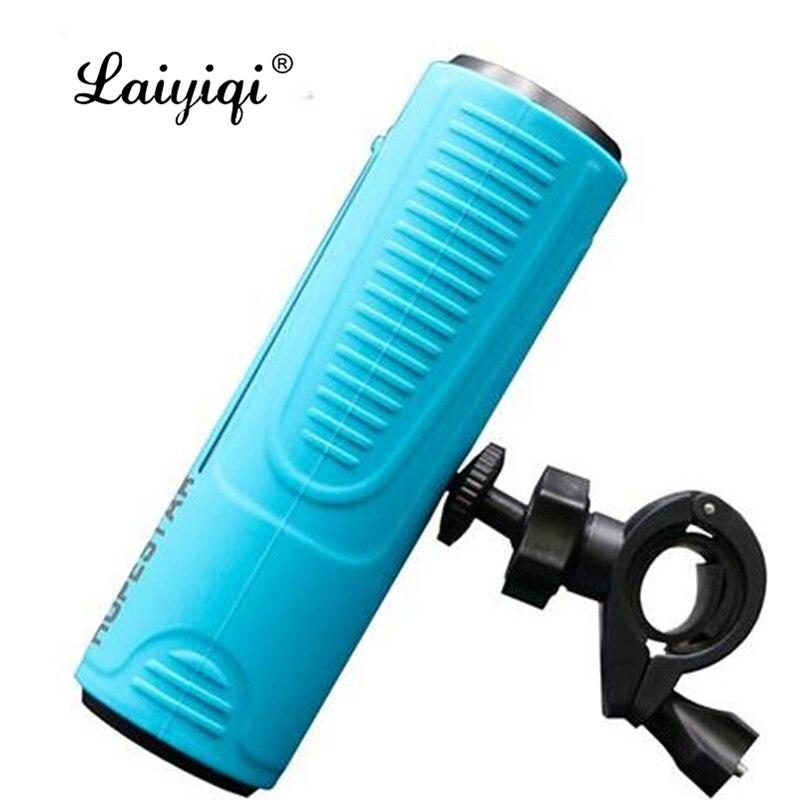 Laiyiqi de moda caliente impermeable altavoz Bluetooth ciclismo portátil caja de Radio...
