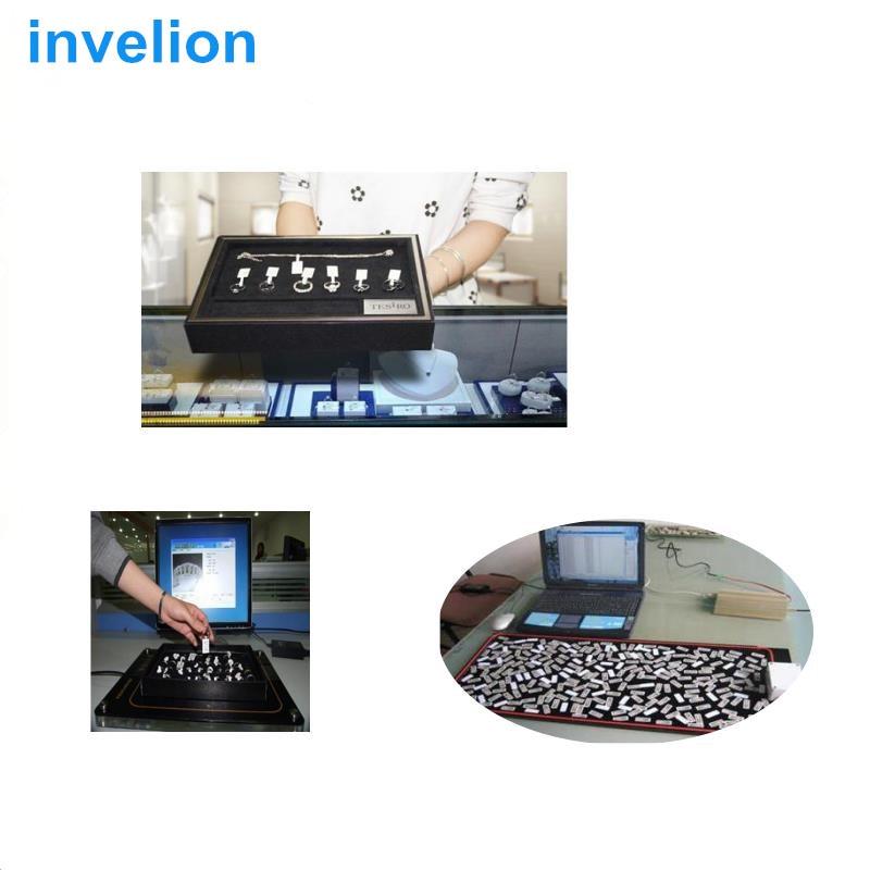 Chip RFID Alien higs 3 joyería de lujo uhf etiqueta de papel EPC gen2 rfid uhf etiqueta para joyería 840- 960mhz