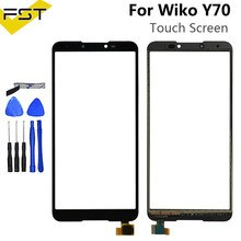5.99'' For Wiko Y70 Touch Panel Touch Screen Digitizer Sensor Replacement For Wiko Y70 Mobile Phone