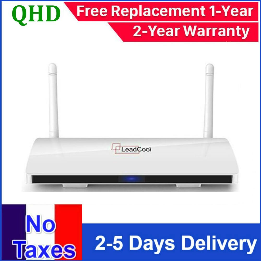 Full HD Leadcool Smart TV Box  Android 9.0 Amlogic S905W Quad Core 2G 16G Media Player code QHDTV box Leadcool Set Top Box