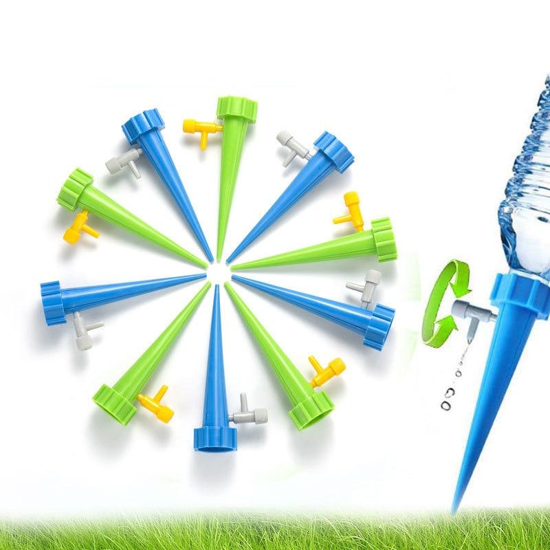 Auto Drip Bewässerung Bewässerung Bewässerung Spike für Pflanzen Blume Innen Haushalt Waterer Flasche Tropf Bewässerung