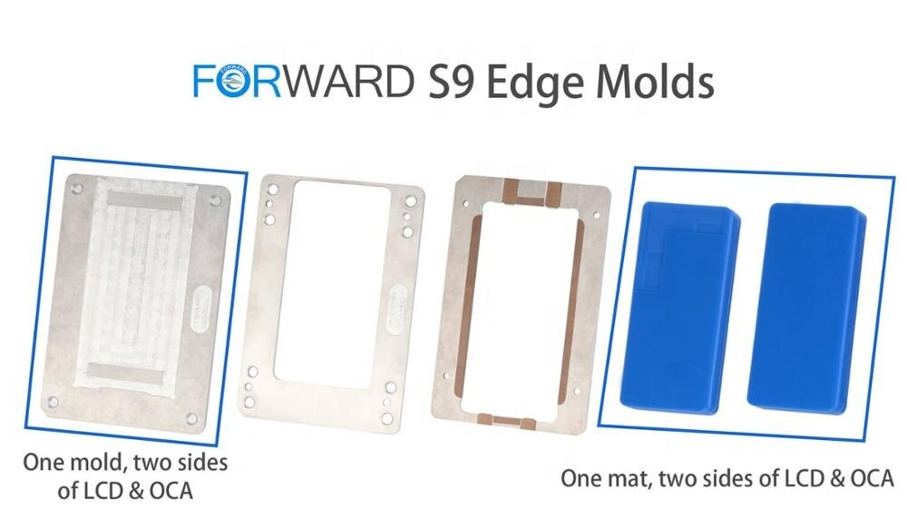 FORWARD Edge Molds For Fix Samsung S Series Touch Screen Refurbishing In An Easy Way enlarge