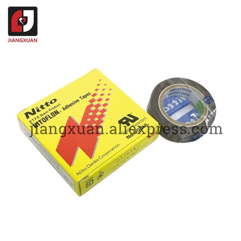 10 pces 903ul 13mm japão nitoflon fita nitto denko ptfe resina produto