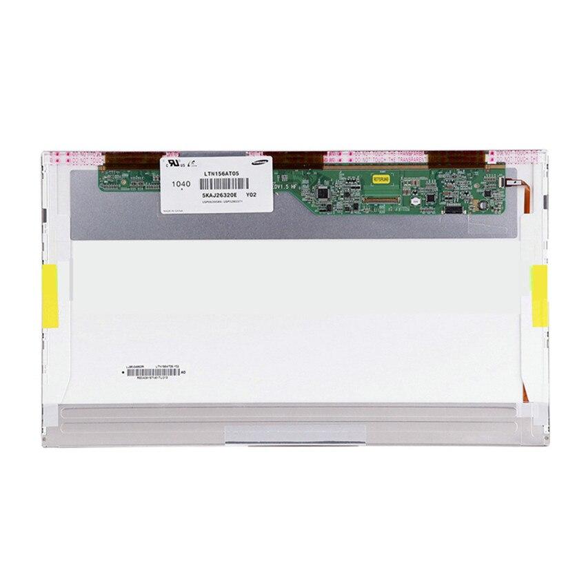 Affichage à matrice LCD 15.6 pouces, écran dordinateur portable LED B156XW02 V.2 V.6 LP156WH4 TLA1 N1 N2 LP156WH2 TL A1 LTN156AT02 LTN156AT05
