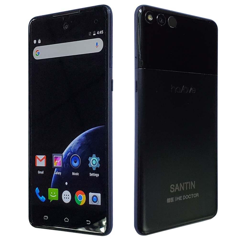 "3000mAh SANTIN halove MTK6750 Octa Core 5,5 pulgadas 13MP SmartPhone 3GB RAM 32GB ROM 5,5 ""4G LTE teléfono móvil 4G teléfono móvil"